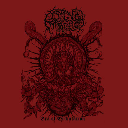 "Dying Embrace ""Era Of Tribulation"""